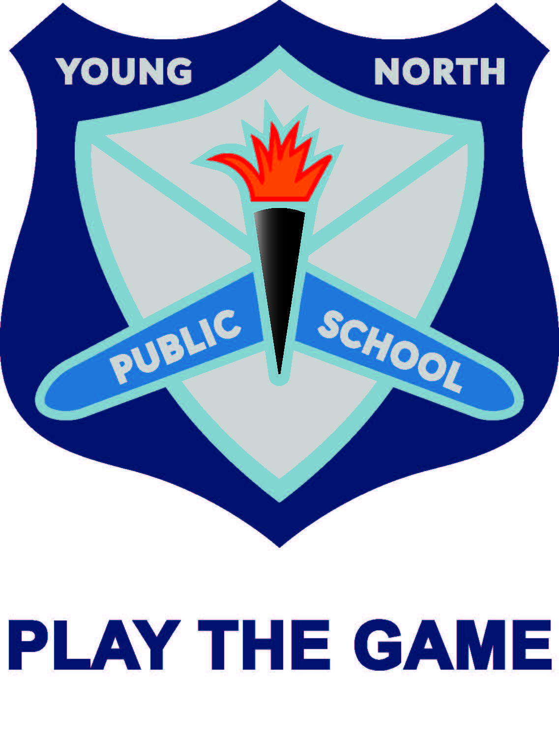 Young North Public School logo